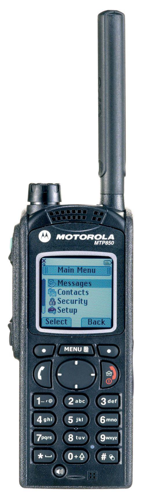 MTP850 digitales Tetrafunkgerät in Köln - Koelnton