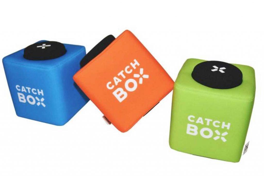 Catchbox Pro - Koelnton