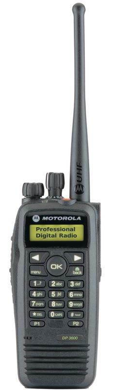 DP3600 digitales Funkgerät der DP3000 Serie von Motorola | DMR/ MOTOTRBO Betriebsfunk- Koelnton