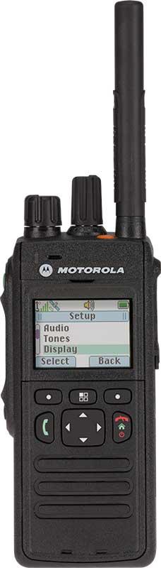 MTP3550 Digitales Funkgerät TETRA von Motorola