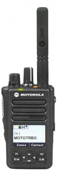 Funkgeräte mieten Motorola DP3661