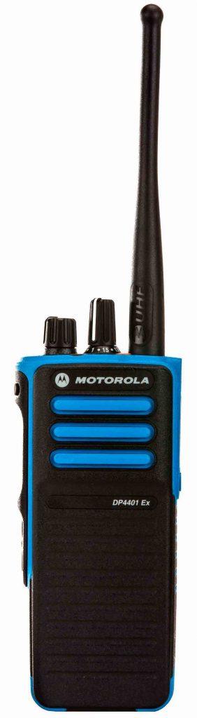 Motorola DP4401Ex