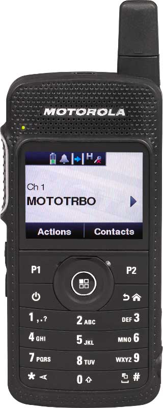 SL4000/4010 digitales Handfunkgerät in Köln - Koelnton