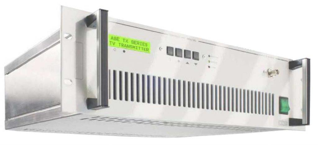 TV UHF Fernsehsender, 25-Watt