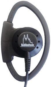 Ohrhoerer für Funkgeräte