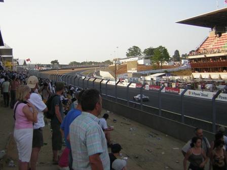 24h von Le Mans Funk- und Intercomtechnik