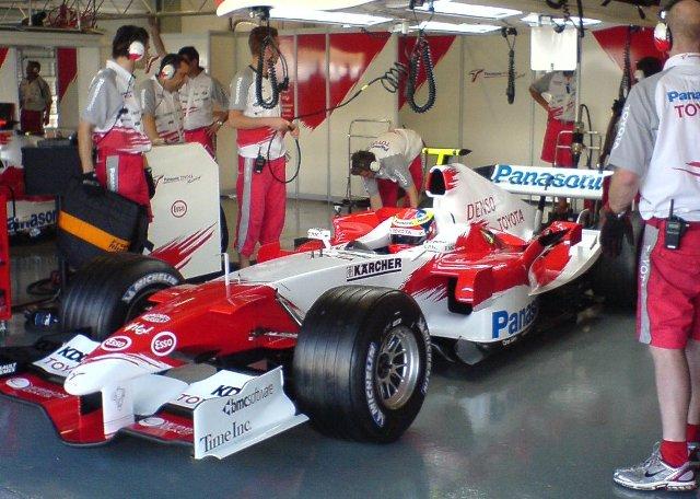 Intercomsysteme bei der Formel 1 von Koelnton