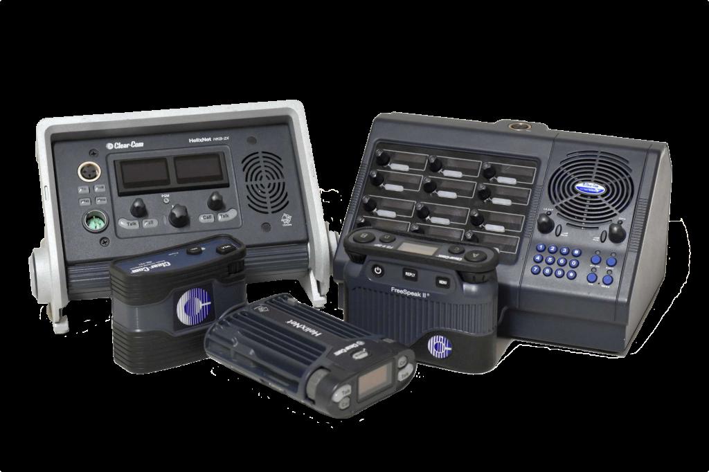 Intercomsysteme, Intercom Clearcom Set