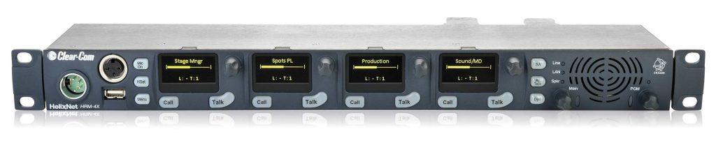 HelixNet Remotestation