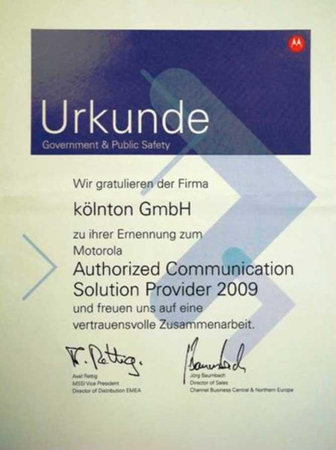 Motorola-Authorized-Communication-Solution-Provider-2009