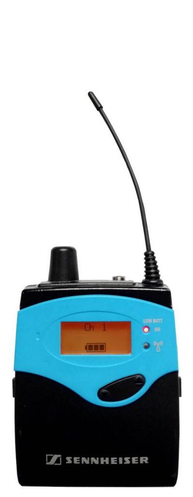 Dolmetscherempfänger EK 1039 Bw von Sennheiser